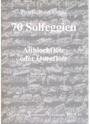 70 Solfeggien