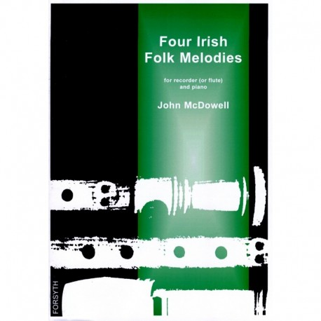 Four Irish Folk Melodies