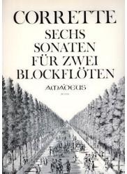 Six Sonatas Op.2