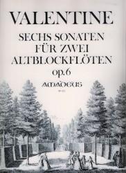 Six Sonatas Op. 6
