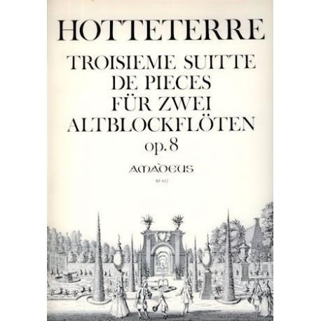 Troisieme Suite De Pieces No.3 Op.8