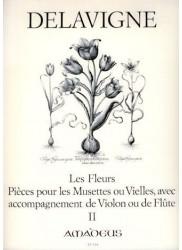 Les Fleurs Op. 4,  Volume 2