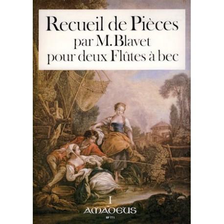Recueil de Pieces, Vol 1