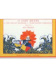 25 Easy Duets