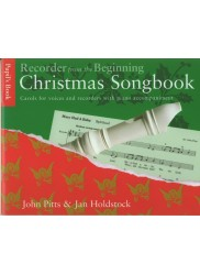 Recorder from the Beginning.  Christmas Songbook