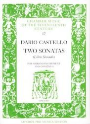 Two Sonatas (Libro Secondo)