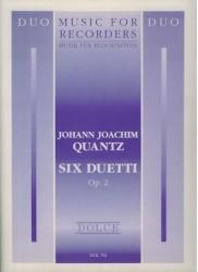 Six Duetti Op 2 (1759)