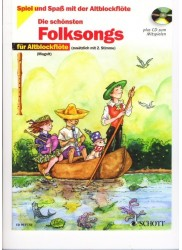 Most Beautiful Folksongs