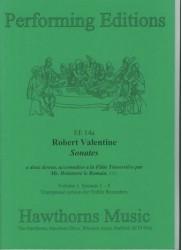 Sonatas Vol 1. Sonatas 1-4