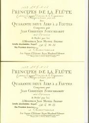 Principles de la Flute