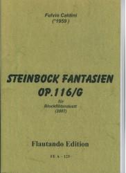 Steinbock Fantasien Op 116/G