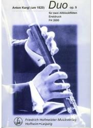 Duo Op. 9