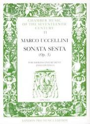 Sonata Sesta Op 5