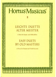 Easy Duets by Old Masters