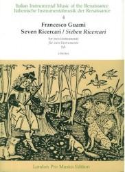Seven Ricercari (1588)