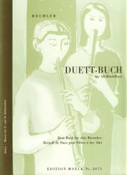 Duett-buch, Duet Book for Alto Recorders Vol. 1