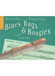 Recorder from the Beginning.  Blues, Rags & Boogies