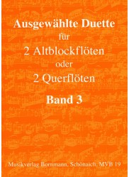 Selected Duets Vol 3