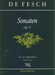 Sonatas from Op.9