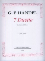 7 Duets for Two Treble recorders