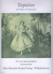 Terpsichore Dances from the Baroque