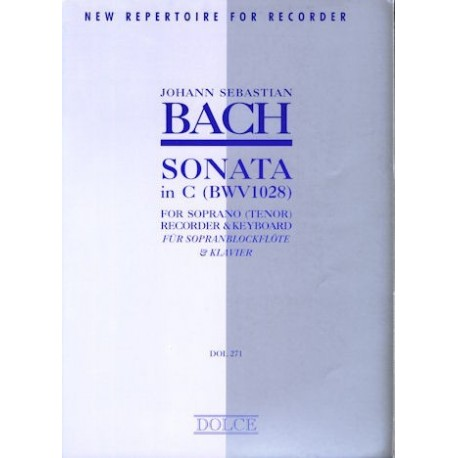 Sonata in C (after BWV1028)