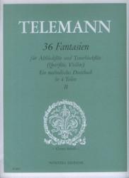 36 Fantasias Volume 2