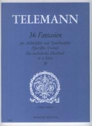 36 Fantasias Volume 4