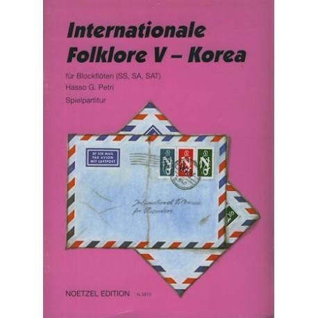 International Folk Music Vol 5