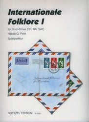 International Folk Music Vol 1