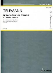 6 Canonic Sonatas