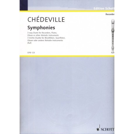 Symphonies: Three Easy Duets