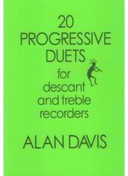 20 Progressive Duets