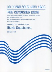 The Recorder Book: Easy Pieces