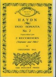 Duo Sonata No 2