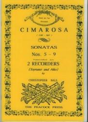 Sonatas Nos 5-9