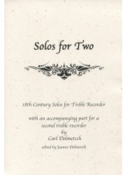 Solos for Two