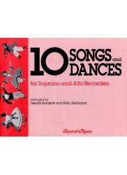 Ten Songs and Dances