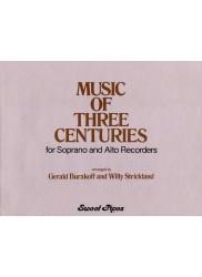 Music Of Three Centuries