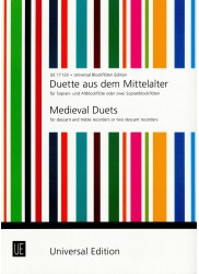 Medieval Duets