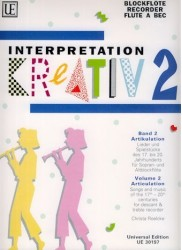 Creative Interpretation Vol 2 Articulation