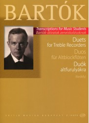 Duets for Treble Recorders