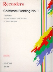 Christmas Pudding No. 1