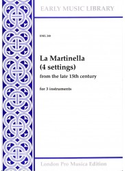 La Martinella (four settings)