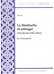 La Martinella  (four settings)
