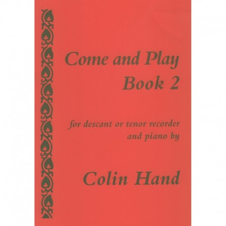 Come and Play Book 2