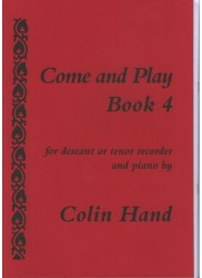 Come and Play Book 4