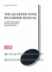 The Quarter-Tone Recorder Manual