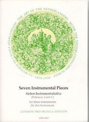 Seven Instrumental Pieces