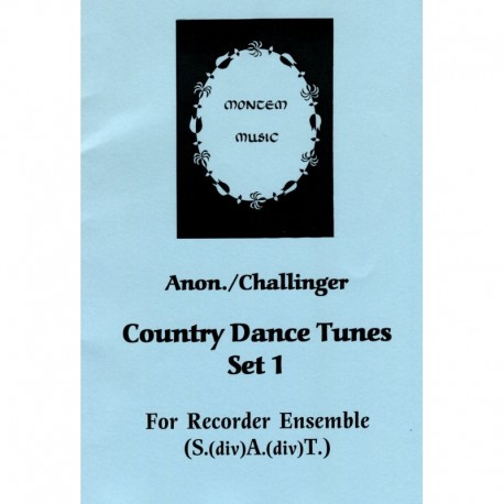 Country Dance Tunes  Set 1